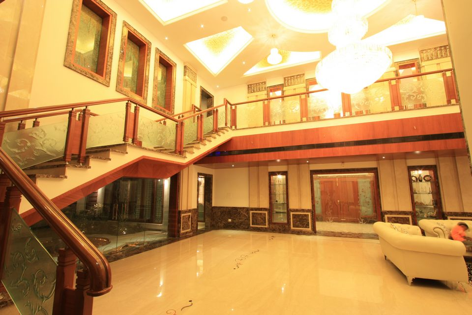 The Royal Splendour House Ayyampet Tanjore Tamil Nadu