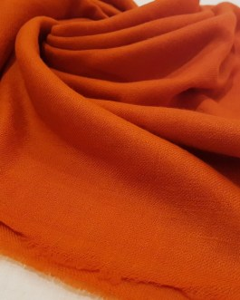 "Pashmina Stole ""Orange"""