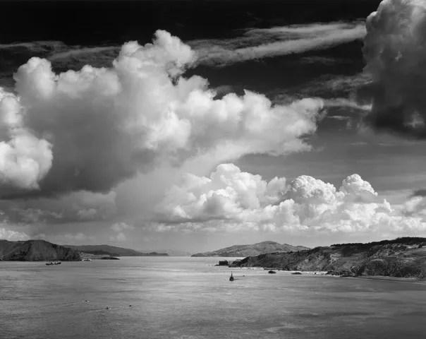 Golden Gate before the Bridge, San Francisco, California, 1932