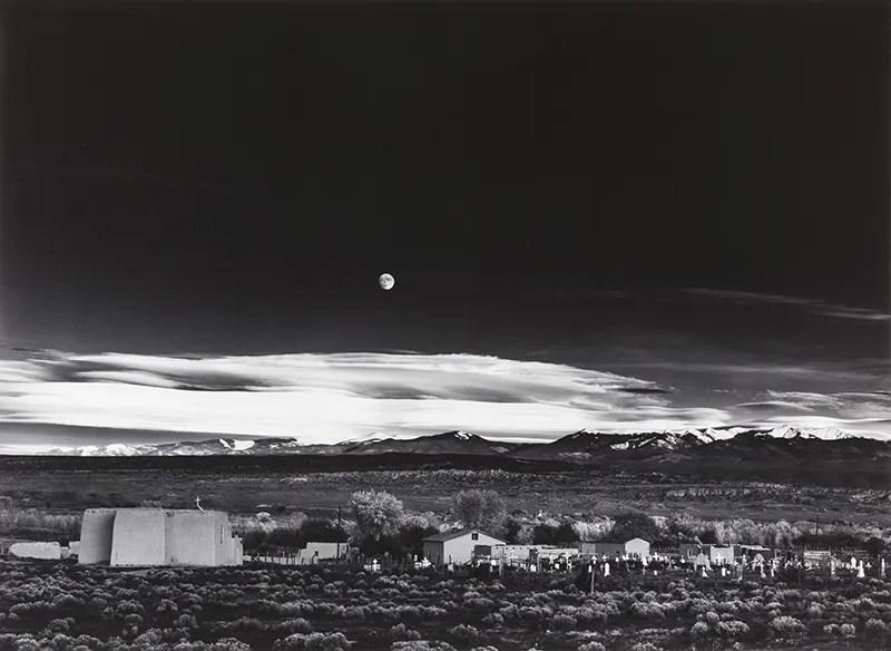 Enigma of Moonrise