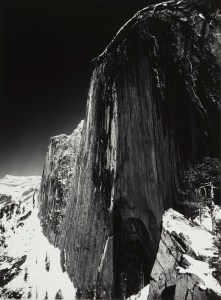 Monolith, The Face of Half Dome, 1927