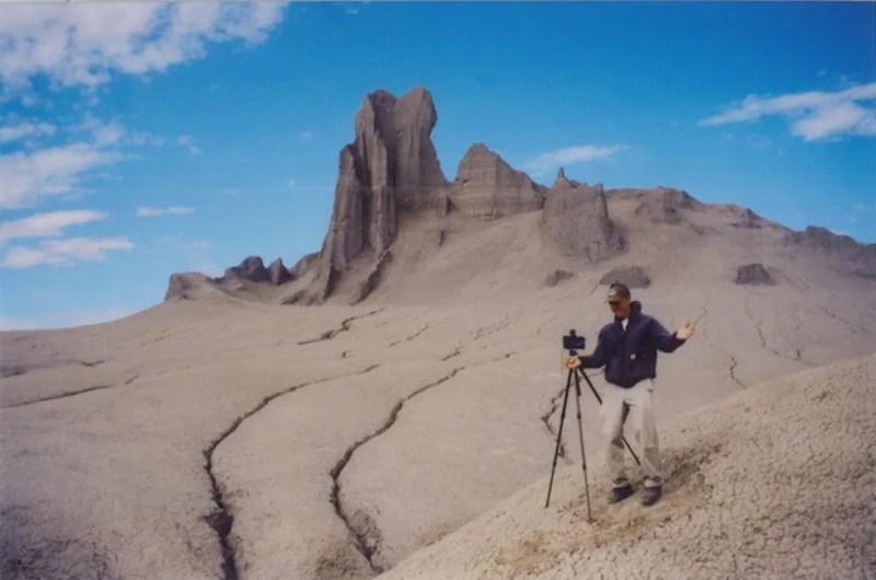 Bob Kolbrener (Fine art photographer) trip to American West