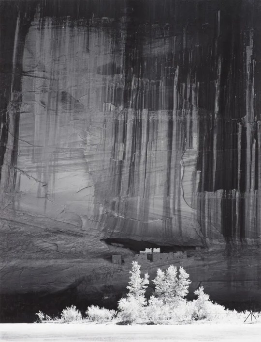 "Ansel Adams, ""White House Ruin, Morning, Canyon De Chelly"""