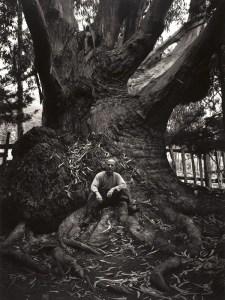 Edward Weston by Ansel Adams