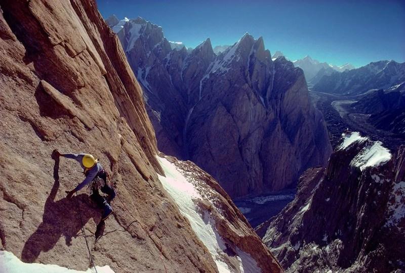 Galen Rowell in the Sierra