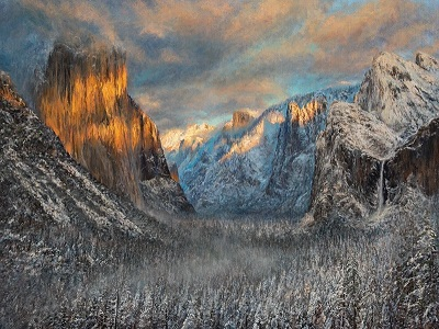 Paintings by James McGrew