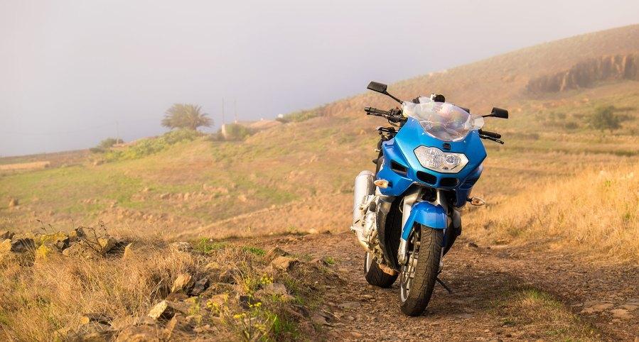 100 Days of Freedom, Motorrad, Reise, Abenteuer, Reisen, BMW, Kanaren, Teneriffa