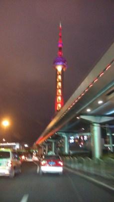 Famous Shanghai Tower