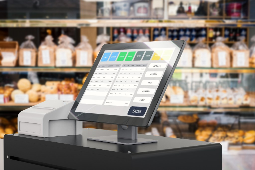 point of sale system for store management