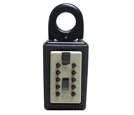 キーボックス カギ番人 PC4 ボタン南京錠型