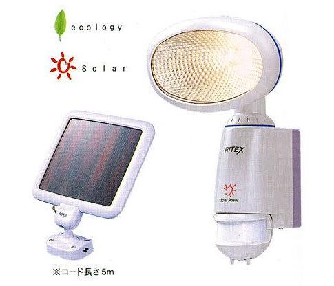 RITEX(ライテックス)ソーラーセンサーライトECO S-60
