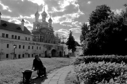 Novadievitch Monastery