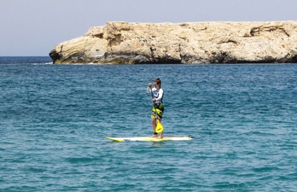 Stand-Up Paddling in Korea