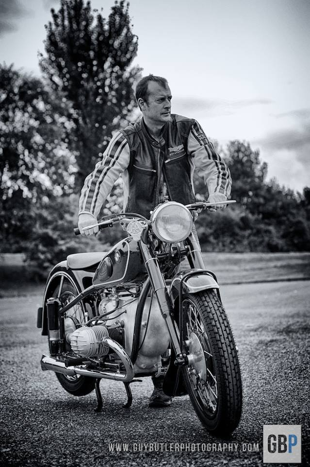 BMW R51 - Guy Butler Photography