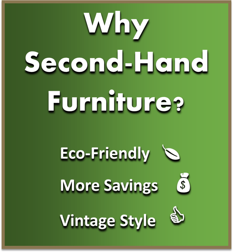 Second-Hand Furniture SF Bay Area