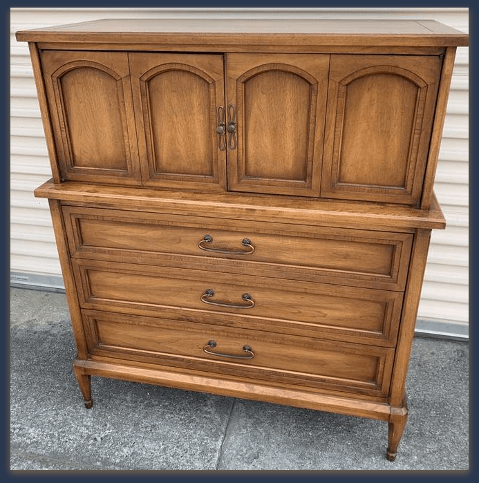 Antique Dresser Palo Alto Furniture Store CA
