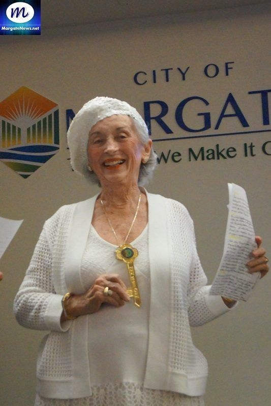 Key to the City of Margate