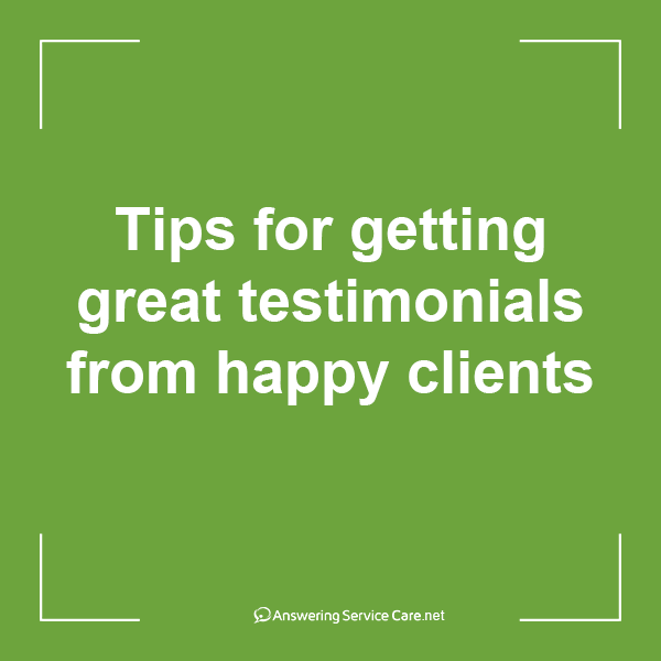 Happy Clients Testimonials