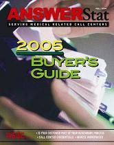 The Fall 2004 issue of AnswerStat magazine