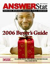 The Dec 2005/Jan 2006 issue of AnswerStat magazine