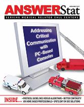 The Apr/May 2007 issue of AnswerStat magazine