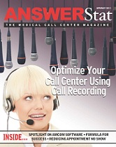 The Apr/May 2011 issue of AnswerStat magazine
