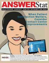 When Patient Satisfaction Matters, Consider Contact Center Improvements