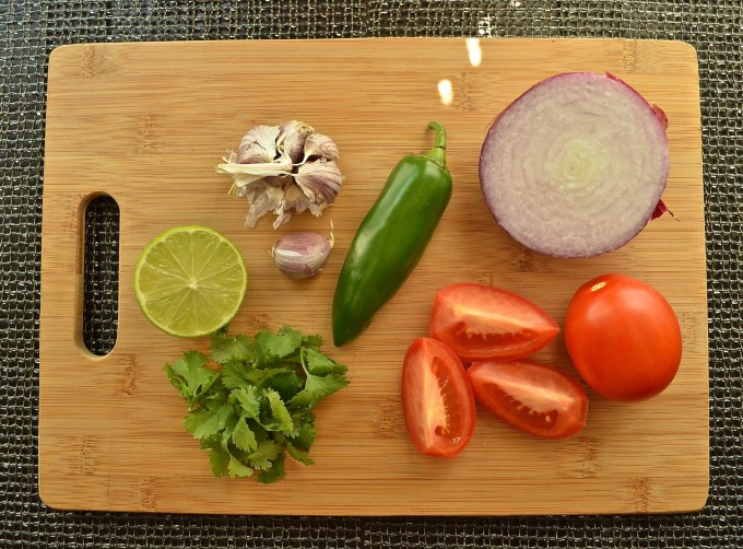 pico de gallo ingredients