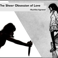 THE SHEER OBSESSION OF LOVE