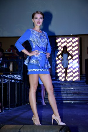 Miss Kemer Stefano Defile
