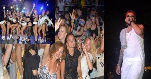 Natan Club Aura da  konser verdi