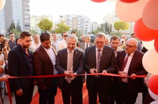 Türk Kahvesi Hurma'ya 29 Ekim'de Bayram Gibi Açılış
