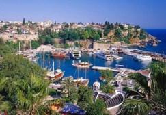 Antalya'nın Akseki İlçesi