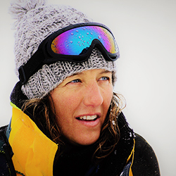 Hella Martens, Polar Specialist and Marine Naturalist, in Antarctica21's Expedition Team