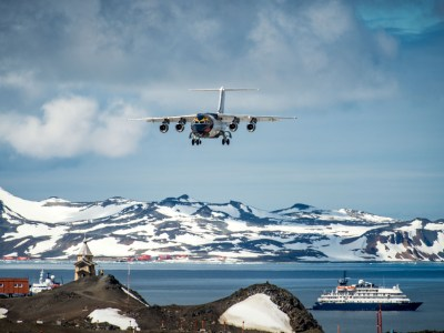 Image of Expedition Antarctica Express Air-Cruise