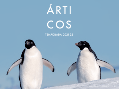 2021-22 Antarctic Air-Cruise Brochure in Spanish