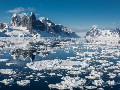 Take Antarctica Home, guest story by Pelin