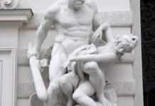 sexto trabajo de Hércules: Apoderándose del cinturón de Hipólita