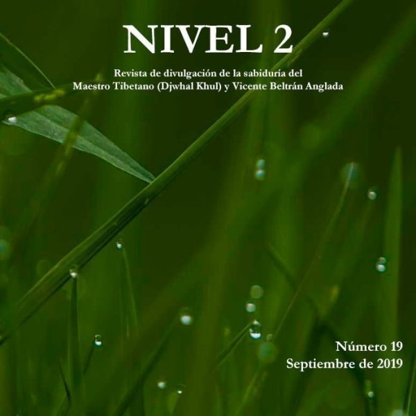 Revista NIVEL 2 Revista de divulgación de la sabiduría del Maestro Tibetano (Djwhal Khul) y Vicente Beltrán Anglada Número 19