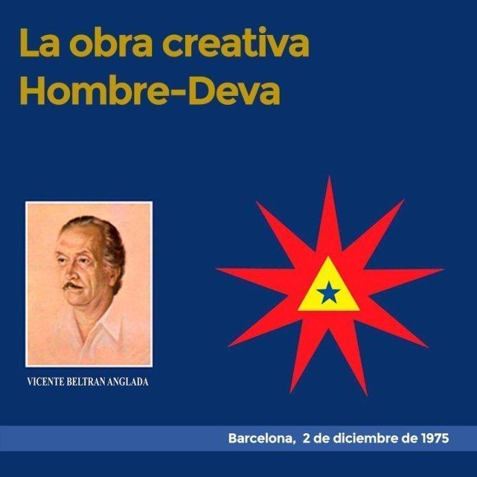 La Obra Creativa Hombre-Deva Barcelona, 2 de diciembre de 1975