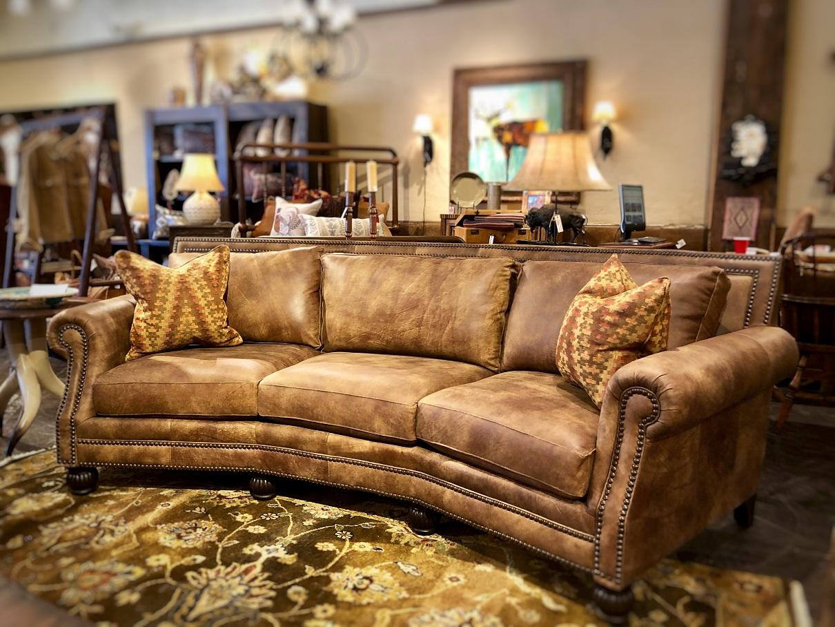 1 2 price leather conversation sofa