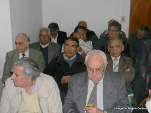 """Militares y policias acusados en el juicio """"La Escuelita II"""""""