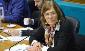 Silvia Horne, Legisladora FpV bloque Nestor Kirchner. Foto: legisrn.gov.ar