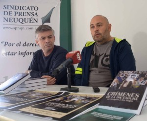 Foto: sindicato de prensa Neuquen