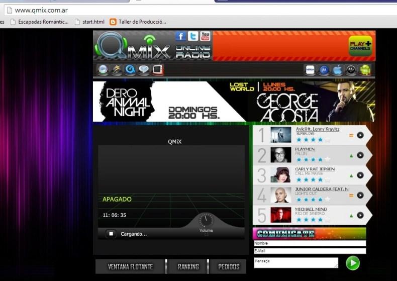 radio-en-internet-QMIX-de-Neuquèn