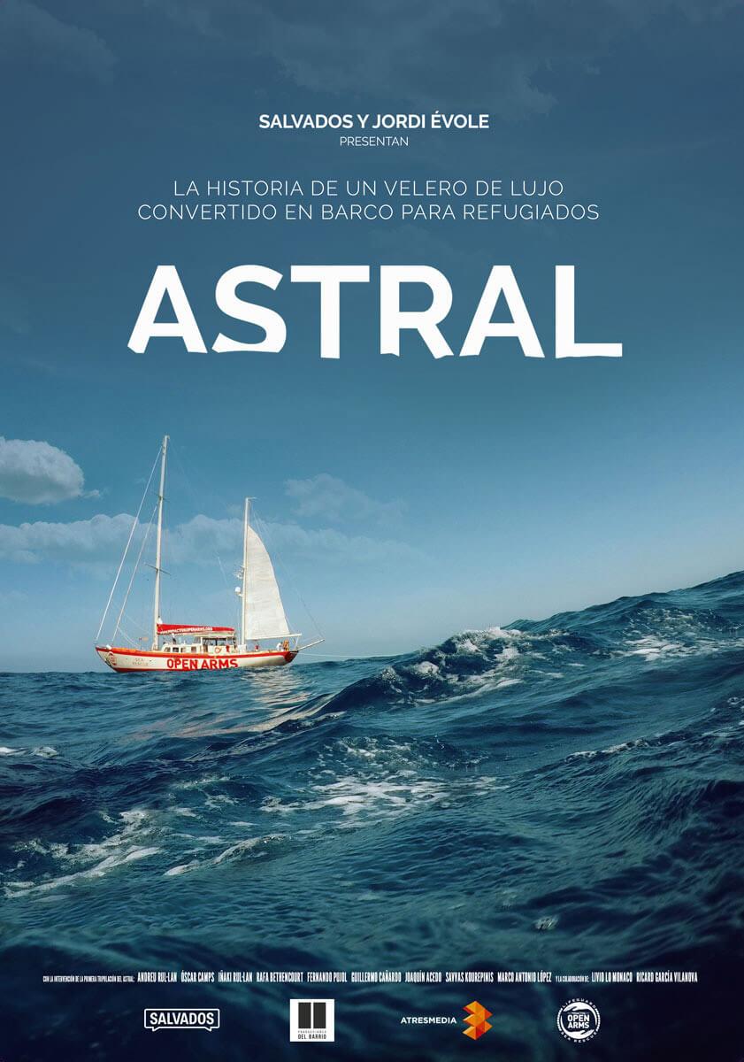 Resultado de imagen de Astral en cines