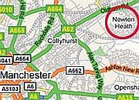 Manchester: Poliţist împuşcat mortal, în timpul unui antrenament