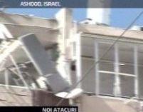 Trei rachete palestiniene au lovit orasul israelian Ashkelon