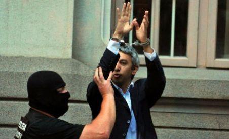 Dan Diaconescu a fost arestat pentru 29 de zile (VIDEO)