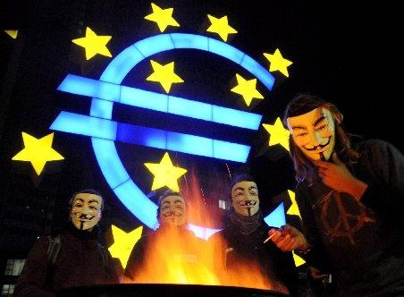 Criza datoriilor europene. Efectul de domino al economiilor din zona Euro